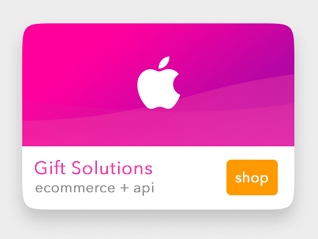 Gift Solutions: Marketplace